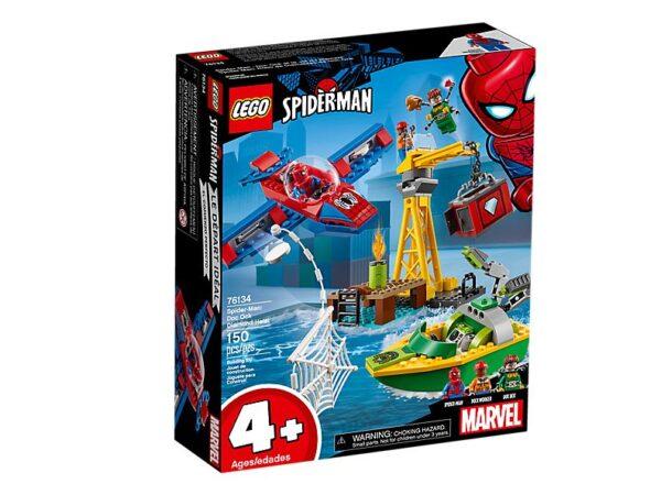 Lego Spider-Man: Doc Ock Diamond Heist-3465
