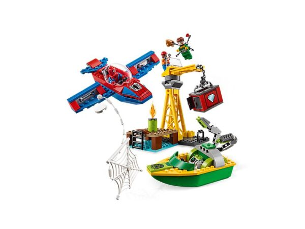 Lego Spider-Man: Doc Ock Diamond Heist-3464