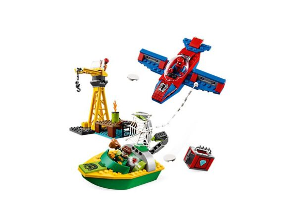 Lego Spider-Man: Doc Ock Diamond Heist-3463