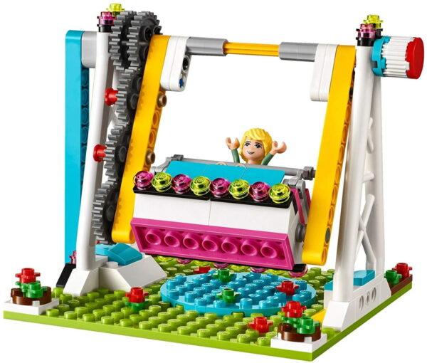 Lego Amusement Park Bumper Cars -1941
