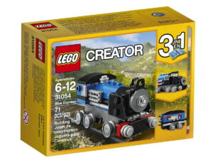 Lego Blue Express-0