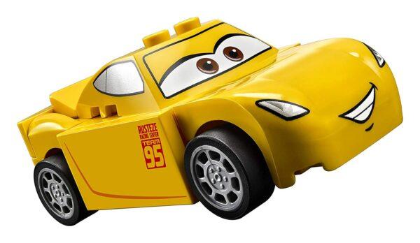 Lego Cruz Ramirez Race Simulator
