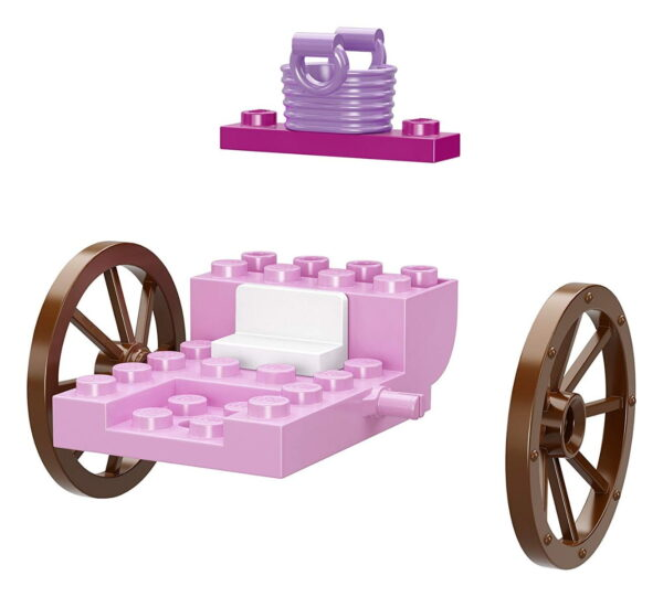 Lego Stephanie's Horse Carriage -1249