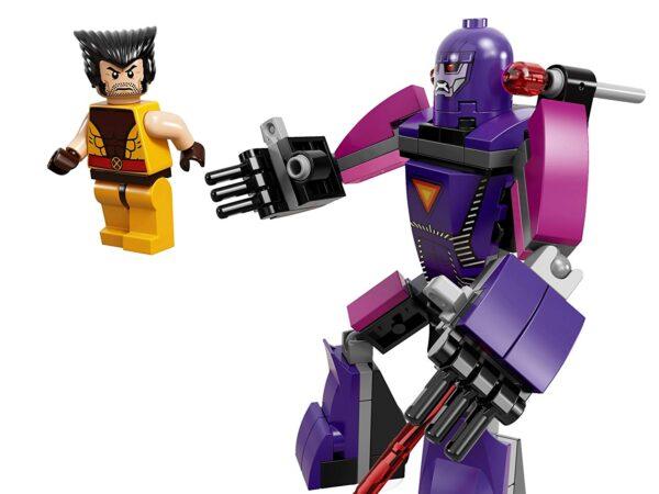 Lego X-Men Vs The Sentinel-3300