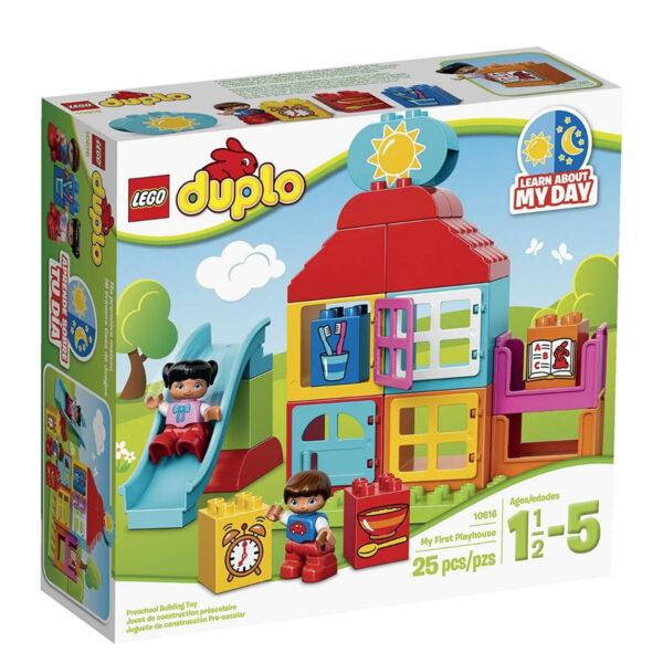 Lego My First Playhouse-0