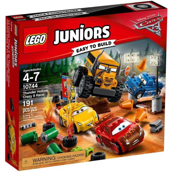 Lego Thunder Hollow Crazy 8 Race-1336