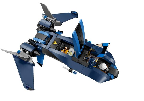 Lego X-Men Vs The Sentinel-3299