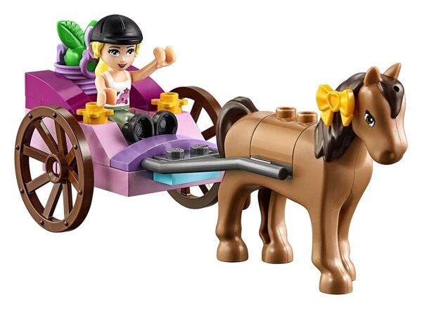 Lego Stephanie's Horse Carriage -1252