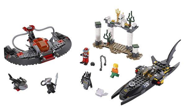 LEGO Black Manta Deep Sea Strike-3315