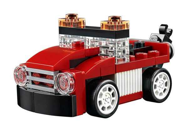 Lego Red Racer-1796