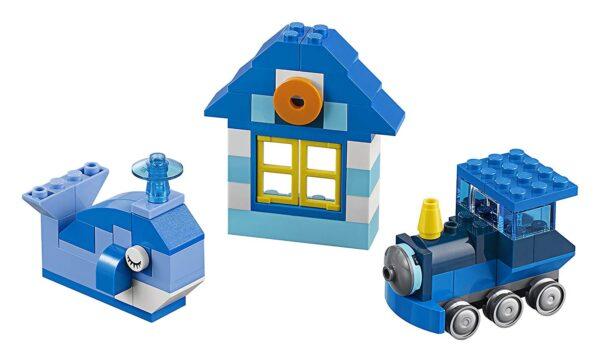 Lego Blue Creativity Box-1194