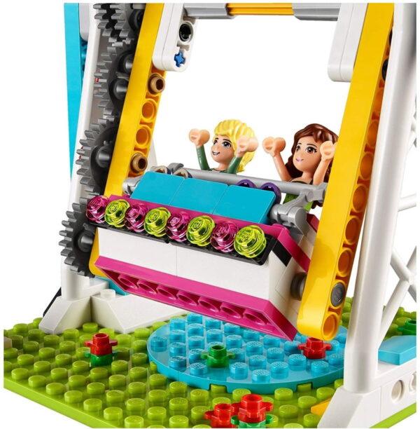 Lego Amusement Park Bumper Cars -1942