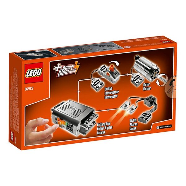 Lego Power Functions Motor Set-3470