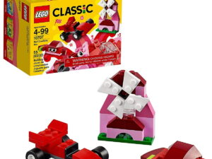 Lego Red Creativity Box-0