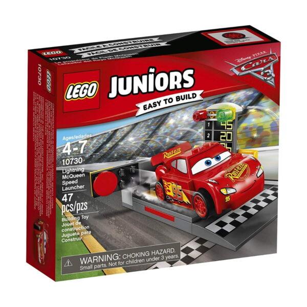Lego MC Queen Speed Laucher-0