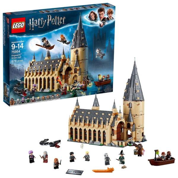 Lego Hogwart's Greta Hall-3303