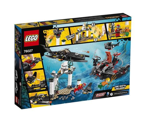 LEGO Black Manta Deep Sea Strike-3314
