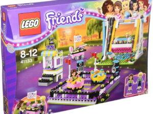 Lego Amusement Park Bumper Cars -0