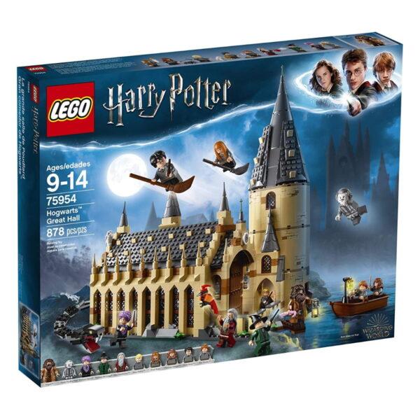Lego Hogwart's Greta Hall-3305