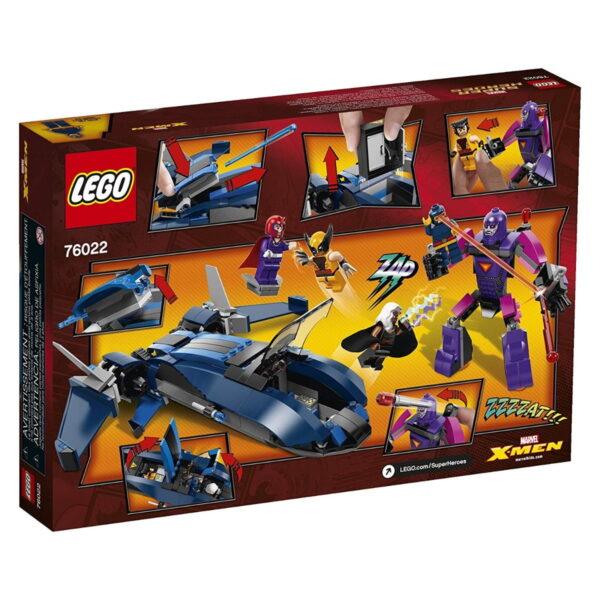 Lego X-Men Vs The Sentinel-3301