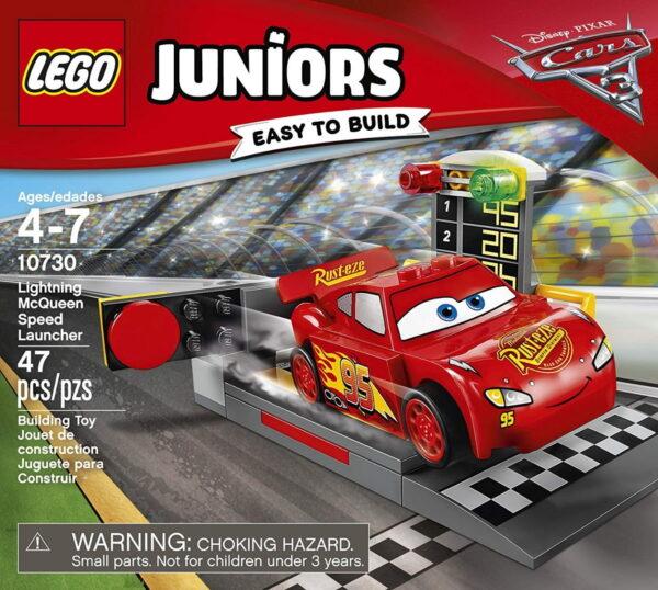 Lego MC Queen Speed Laucher