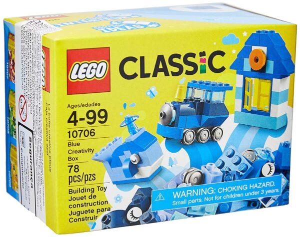 Lego Blue Creativity Box-0