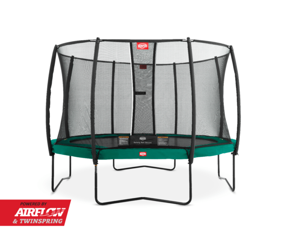 Champion 14ft Tramp & Net Deluxe-1084