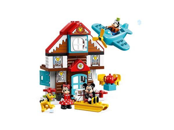 Lego Mickey's Vacation House
