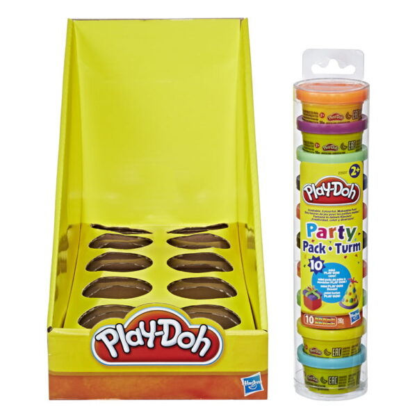 Playdoh Party Pack-3664