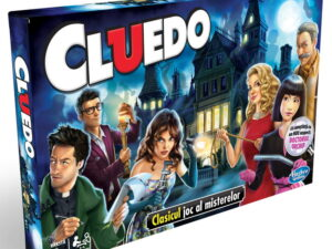 Clue Cluedo-0
