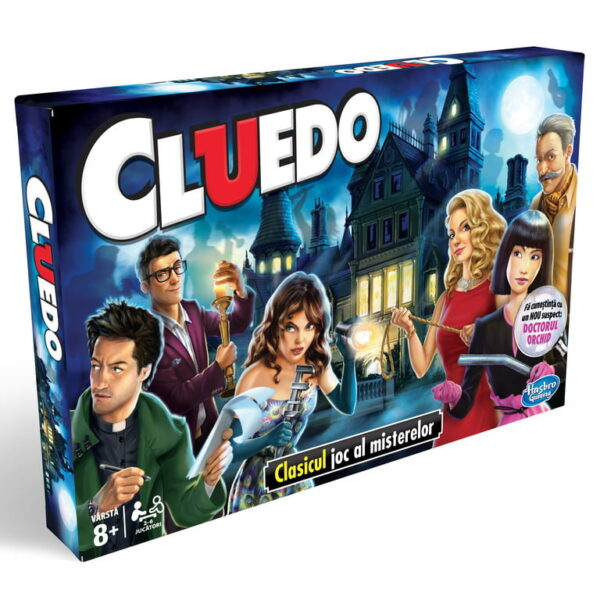Clue Cluedo