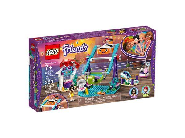 Lego Underwater Loop-3507