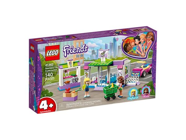 Lego Heartlake City Supermarket-3492
