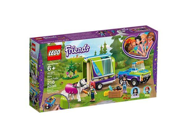 Lego Mia's Horse Trailer