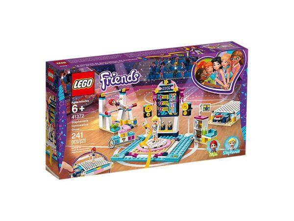 Lego Stephanie's Gymnastics Show