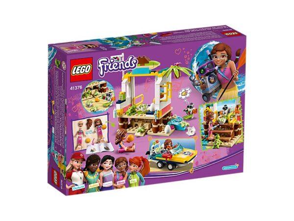 Lego Turtles Rescue Mission