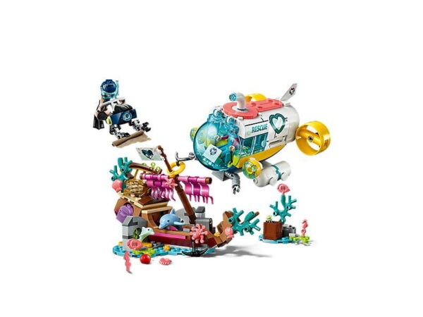 Lego Dolphins Rescue Mission-3503