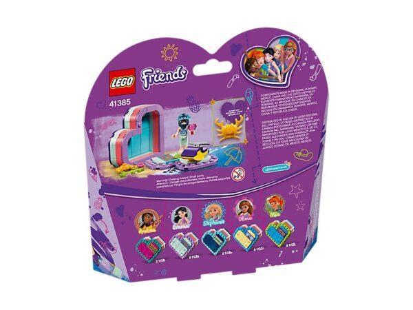 Lego Emma's Summer Heart Box