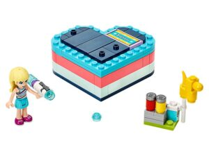 Lego Stephanie's Summer Heart Box-0