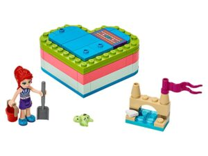 Lego Mia's Summer Heart Box-0