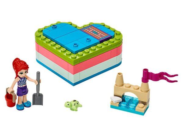 Lego Mia's Summer Heart Box