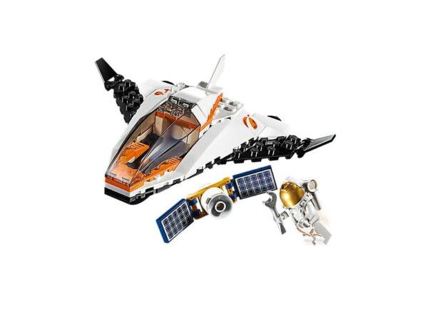Lego City Satellite Service Mission-3556