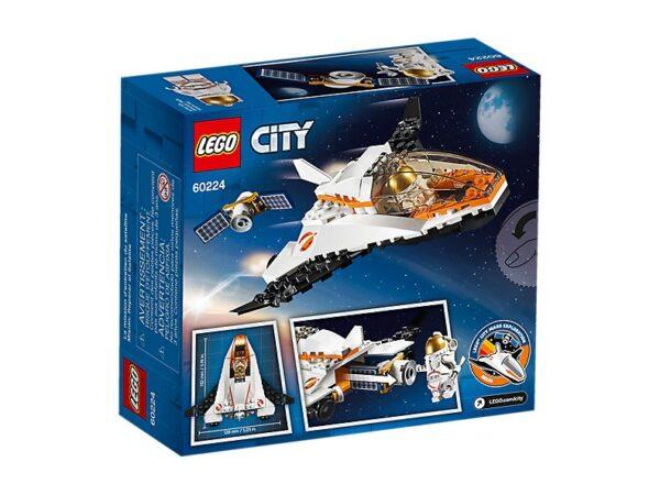 Lego City Satellite Service Mission-3558