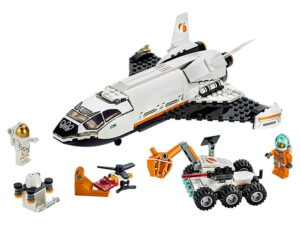 Lego Mars Research Shuttle-0