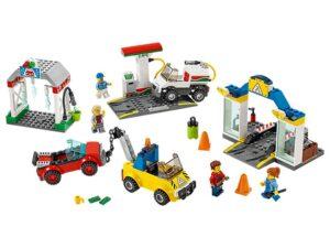 Lego Garage Center-0