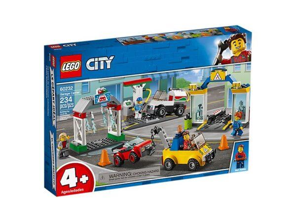 Lego Garage Center-3568