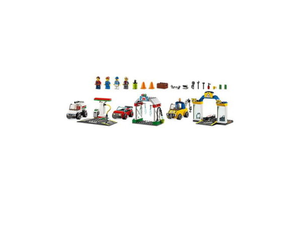 Lego Garage Center-3570