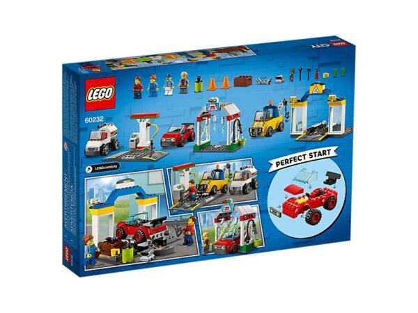 Lego Garage Center-3571