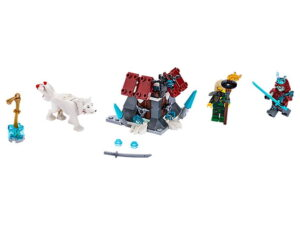 Lego Lloyd's Journey-0