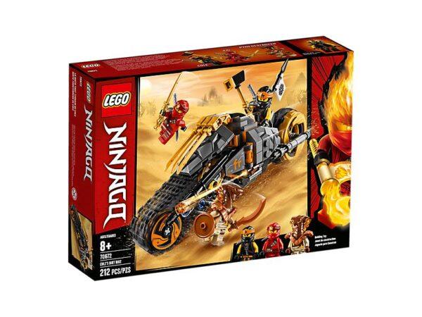 Lego Cole's Dirt Bike-3602